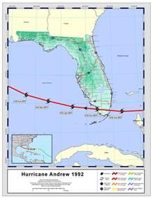 tracks by name hurricane andrew 1992