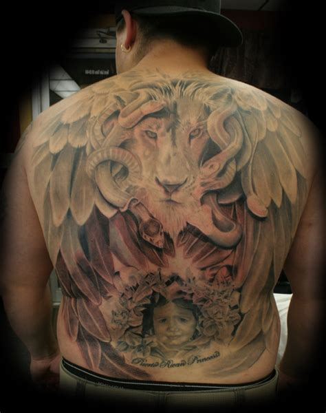 back piece tattoo designs backpiece progress l1 back design