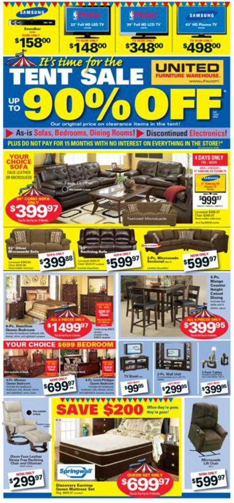 United Furniture Warehouse Kitchener United Furniture Warehouse