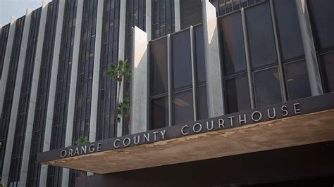 Orange County Ca Superior Court Search One More Day For O C Judge Recall Effort Mynewsla
