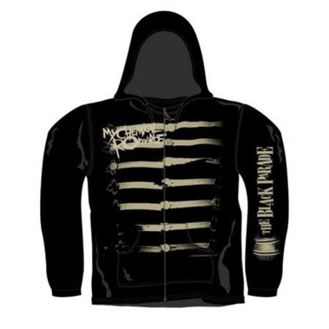 Hoodie Mcr My Chemical Logo 12 my chemical together we march hoodie xl uk clothing hzbx2367 together we march hoodie