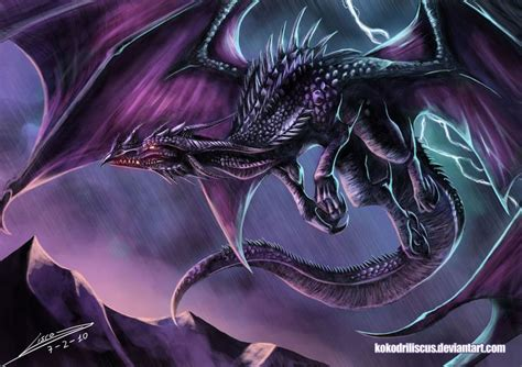 dark dragon storm dragon mythical creatures pinterest dragon