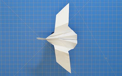 How To Make A Eagle Paper Airplane - 16 best paper airplane designs