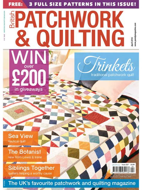Patchwork And Quilting Magazine - patchwork and quilting the worlds best patchwork and