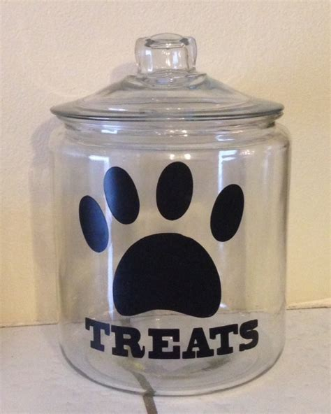 treat containers great deals on silhouette cameo and 1 gallon glass cookie