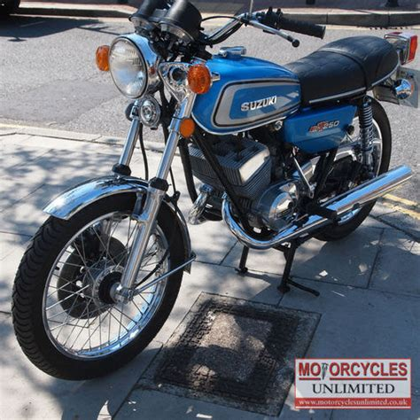 Suzuki Motorcycles For Sale 1979 Suzuki Gt250 For Sale Motorcycles Unlimited