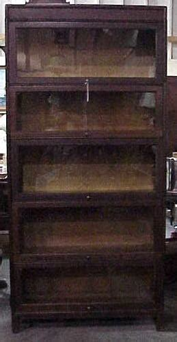 gunn bookcases for sale gunn mfg stacking barrister bookcase oak for sale