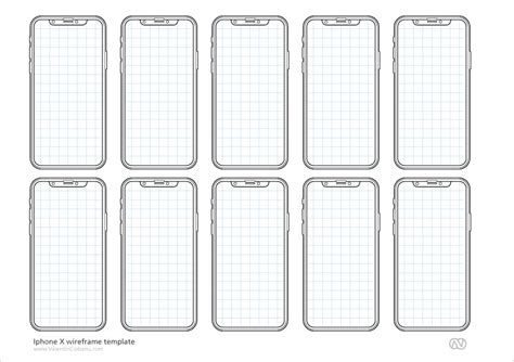 70 Free Apple Iphone X Sketch Psd Mockup Templates Sketch Wireframe Template