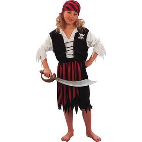 Deco Ongles Noir Et Doré by D 233 Guisement Pirate Fille Enfant De 4 Ans 224 12 Ans