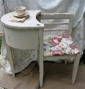 Distressed Entryway Bench Reserved Gossip Bench Telephone Stand Gossip Seat Shabby