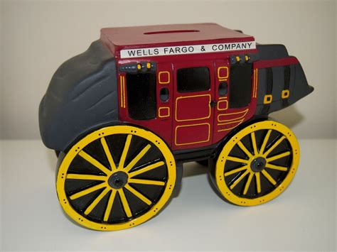 What Do Banks Look For In A Background Check Fargo Stagecoach Carriage Plastic And 50 Similar Items