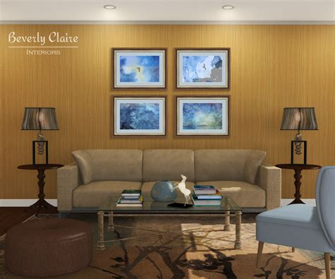 blue themed living room blue brown nature themed living room beverly designs beverly designs