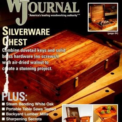 woodworker journal top 5 woodworking magazines arts crafts magazines