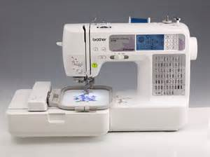 My review of brother se400 computerized embroidery and sewing machine