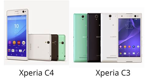 Hp Android Sony C4 sony xperia c4 un selfiephone sans grosse frandroid