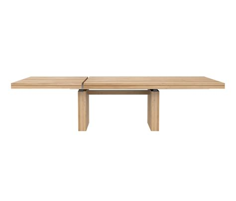 oak extendable dining table restaurant tables