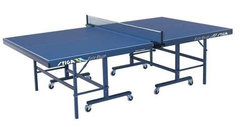 stiga privat roller ping pong table price stiga elite roller css reviews