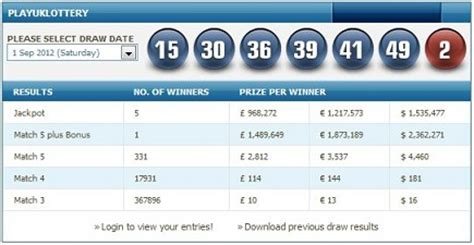 section 8 lottery results amazing uk lottery results