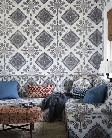 lee ann thorton home couture persepolis seating and wallpaper design by