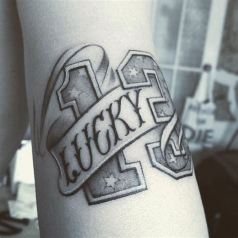 lucky 13 tattoo best tattoo ideas gallery