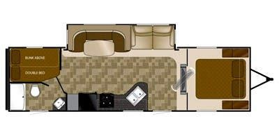 north country rv floor plans full specs for 2011 heartland rv north country nc 28bhss