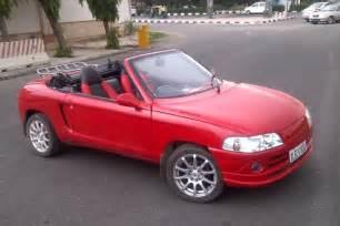 Maruti Suzuki 800 Modified Images Js Design Modified Maruti 800 Convertible