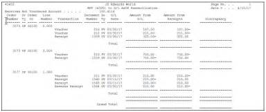 Book To Tax Reconciliation Template by Reconciliation