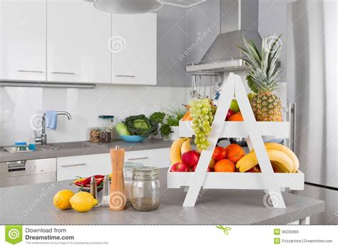 fruit pictures for kitchen fresh fruits on table in the kitchen stock image image of decoration household 36235969