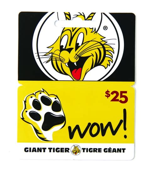 Tiger Gift Card - get everything you need for canada day at giant tiger can 7 13