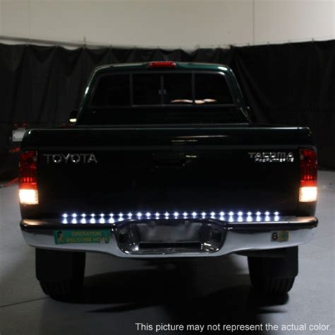 truck tailgate light bar universal 48 inch brake reverse signal truck tail gate