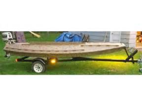 boat trailer registration in wisconsin 2015 homemade duck boat powerboat for sale in wisconsin
