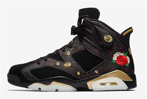 new year retro 6 air 6 new year 2018 sneaker finders