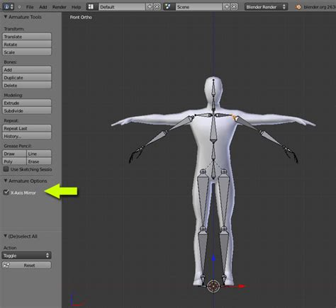 tutorial blender human create an animation walk cycle in blender using rigify