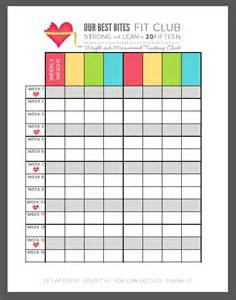 printable weight loss challenge chart weight loss amp diet