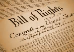 bill of rights of the us constitution promise made