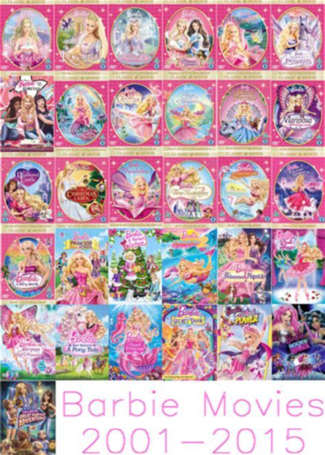 barbie film order i film di barbie immagini barbie film 2001 2015 hd