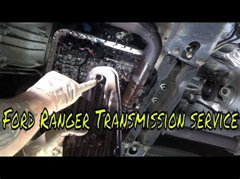 automotive repair manual 2011 ford ranger electronic throttle control 2009 ford ranger transmission fluid and filter change youtube