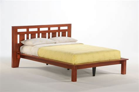 natural wood bed platform beds humble abode with natural wood bed basic