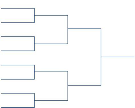 8 Team Bracket Template tournament bracket sheet boards erase posters
