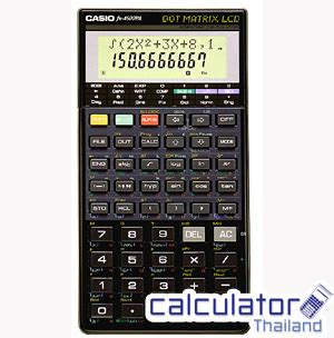 Kalkulator Casio Fx4500 เคร องค ดเลขว ทยาศาสตร casio ร น fx 4500pa คาส โอ