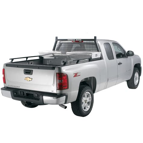 truck bed rail backrack truck side rails back rack truck bed rails