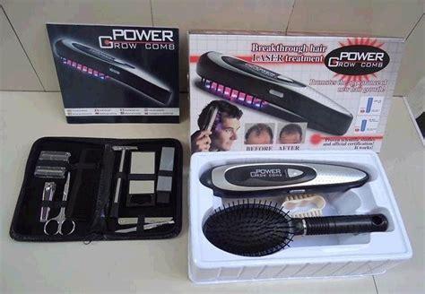 Termurah Power Grow Comb Sisir Laser Untuk Rambut Rontok Botak power grow comb sisir laser murah mencegah kerontokan dan menumbuhkan rambut harga murah