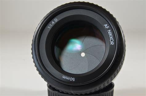 Nikon Af 50mm F 1 4d nikon af nikkor 50mm f 1 4 d standard lens a0033 superb