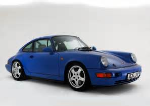 Porsche 911 964 Rs The Facts And Figures Every Version Of The Porsche