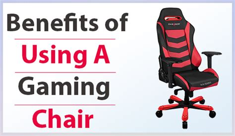 Benefits Of Chair by Benefits Of Using A Gaming Chair Expose Gaming