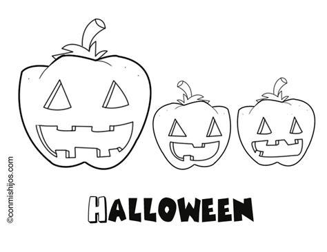 imagenes halloween imprimir halloween para colorear e imprimir