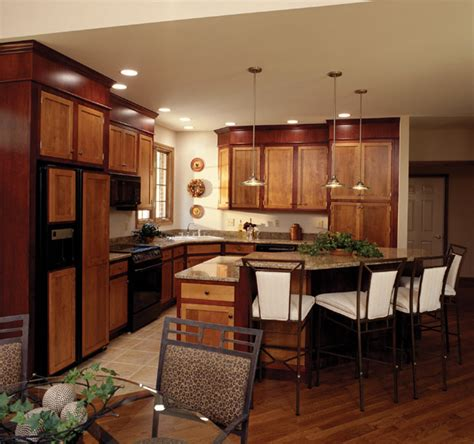 two toned stained kitchen cabinets two tone cabinets cabinets northern california bay area precision cabinets trim home