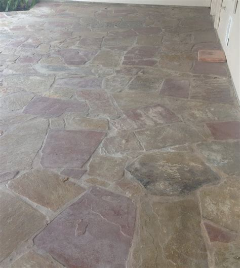 superior stone and reviews sealed flagstone patio with dupont yelp