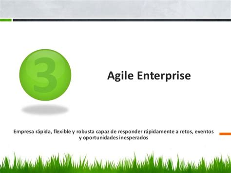 Ipade Mba Fees by Agile Enterprise Principios De Negocio Para Personal De It