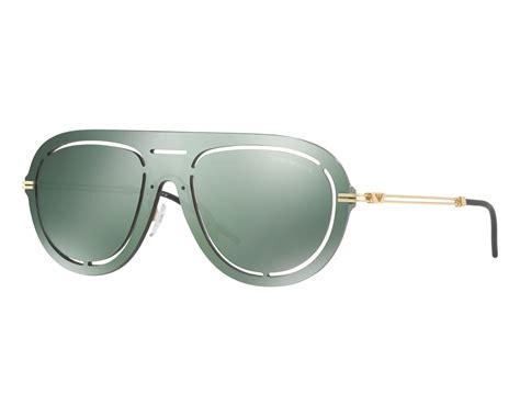 Emporio Armani Ea010 Gold emporio armani sunglasses ea 2057 30026r gold visionet